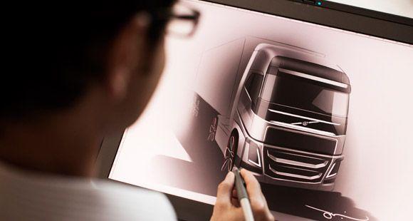 Volvo Kamyon Uluslararası 'Red Dot' Tasarım Ödülünü Kazandı