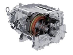 Hibrit ve Elektrikli Ticari Araçlara BorgWarner'den HVH 320 Elektromotor Çözümü!
