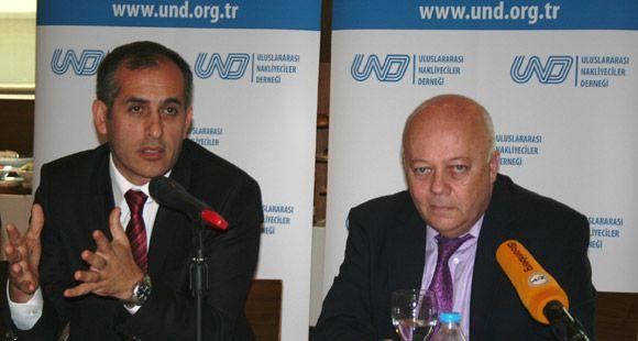 """UND İcra Kurulu Başkanı Fatih Şener: """"Avusturya Türk Nakliyecisine Çin Seddi Ördü"""""""