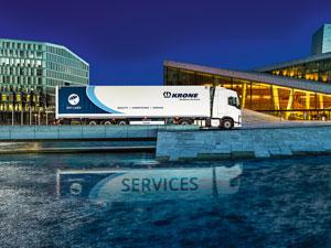 Krone new cooperation partner of Alltrucks Truck & Trailer Service