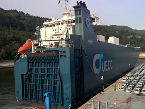 Ships Born Again With 'Smoothie' Fuel