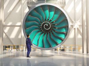 Rolls-Royce Dünyanın En Büyük Uçak Motoru Yapımına Başladı