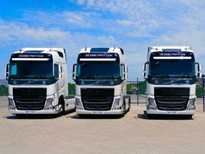 Öz Bilal Lojistik 6 Adet Volvo İle Filosuna Güç Kattı