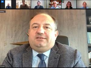 DEİK Türkiye-Bulgaristan İş Konseyi Başkanı Mustafa Zeki Sarıbekir: Türkiye'nin Avrupa'ya Açılan Bulgaristan Sınır Kapılarından Yılda Bir Milyon TIR Geçiyor