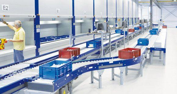Kardex Remstar 'Otomasyonlu Sipariş Toplama Sistemi'ni Tanıttı