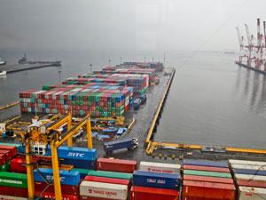 Limanlarda Mart'ta Elleçlenen Konteyner ve Yük Miktarı Arttı