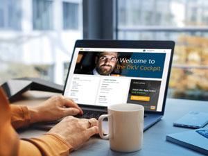 DKV Yeni Müşteri Portalını Hizmete Sundu