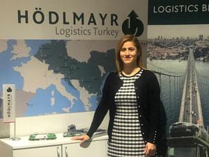 """Hödlmayr Nakliyat ve Ticaret Ltd. Genel Müdürü Hande Çarıkcı: """"Geleceğe Umutla Bakıyoruz"""""""