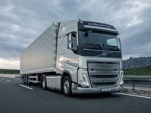 Volvo Trucks Yeni Nesil Kamyonu Volvo FH'i Tanıttı