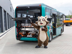 """""""City bus 2022"""" - Public transport becomes more environmentally friendly and attractive"""