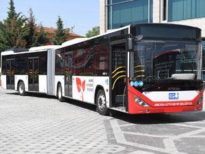 Otokar Kent Körüklü Otobüsleri Başkent İçin Üretilecek