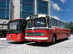 Ankara Büyükşehir Belediyesi CNG Yakıt Sistemli 273 Adet Yeni Mercedes-Benz Conecto'yu Filosuna Katıyor