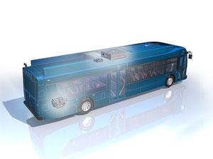 Allison Transmission'ın eGen FlexTM Elektrikli Hibrit Çözümü, New York Şehiriçi Otobüslerinde Kullanılacak