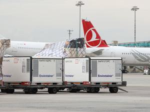 Turkish Cargo 100 Milyon Doz Aşıyı Dünyanın Dört Bir Yanına Taşıdı