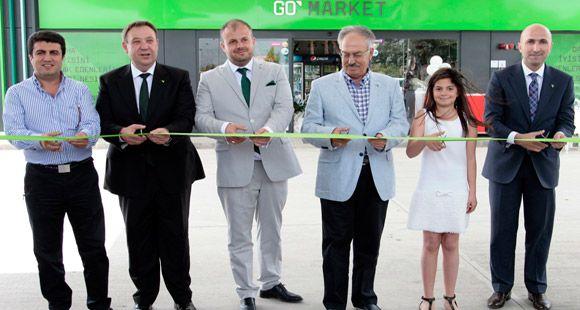 İkinci GO İstasyonu İzmir'de Açıldı