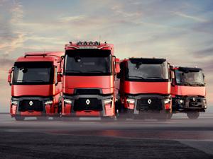 Renault Trucks T, C, K Serilerinin Değişimi: Tasarımın Doğuşu