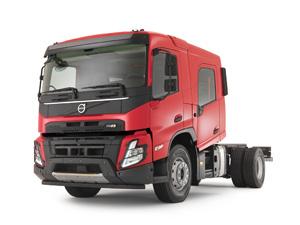 Yeni Volvo FM ve FMX'in Tanıtımı Yapıldı