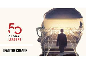 Ekol 50 Küresel Lider Belgesel Serisinin Konuğu