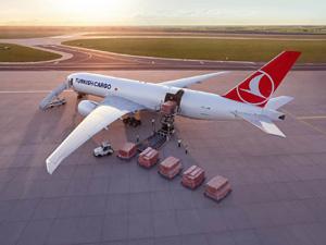 Turkish Cargo Global Hava Kargo Taşıyıcıları Arasında 3'üncü Sıraya Yükseldi