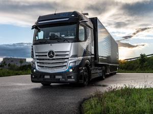 Daimler Truck ve Shell Yakıt Hücreli Kamyonlar Konusunda İş Birliği Yapıyor