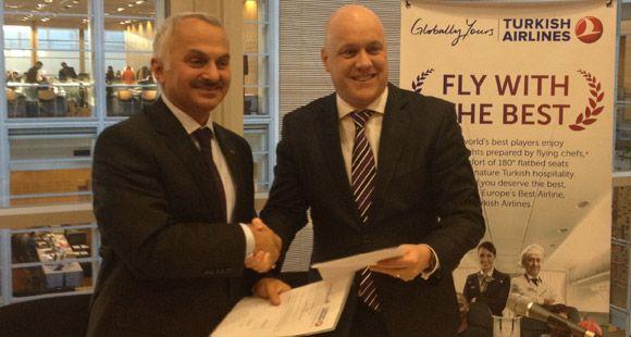 Türk Hava Yolları ve Air New Zealand Ortak Uçuş Anlaşması