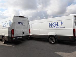 NGL Lojistik Minivan Filosunu Büyütüyor