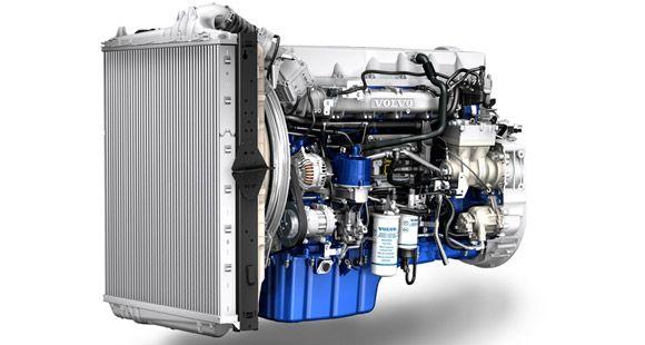 Volvo Kamyon Euro 6 Standartlarını Sunuyor