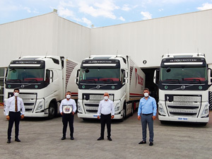 Yalçınsoy Lojistik Filosunu Volvo Trucks İle Güçlendirdi