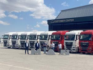 Ankara Nakliyat ve Lojistik MAN TGX'ler İle Filosunu Güçlendirdi