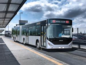 Otokar İETT İhalesi İçin Yerli Metrobüs Üretecek