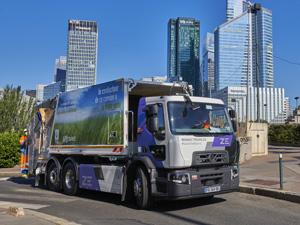 Renault Trucks Fransa'da Teslimatlarına Devam Ediyor
