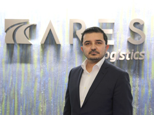 """Ares Logistics Karayolu Direktörü Berkay Boz: """"Geleceğin Lojistikçilerini Yetiştirmek İstiyoruz"""""""