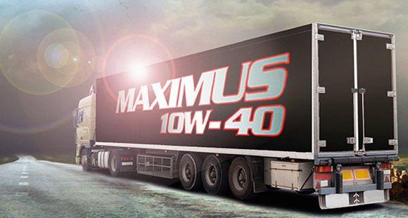 Uzun Yol Kaptanlarının Yağ Eksiğini 'PO MAXIMUS' Tamamlıyor