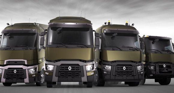 Renault Trucks Euro 6 Motorlu Yeni Ürün Gamını Tanıttı