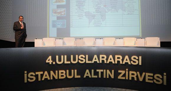 Turkish Cargo 4'üncü Uluslararası Altın Zirvesine Sponsor Oldu