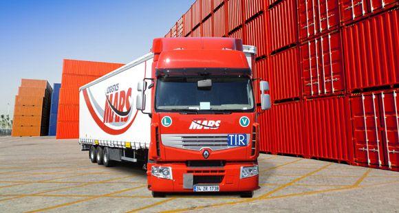 Mars Logistics Türki Cumhuriyetler ve Romanya'ya Açılıyor