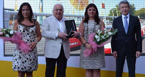 Alışan Grup Shell Eco-Marathon'un Lojistik Sponsorluğunu Üstlendi