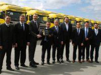 Scania'dan Martaş Group'a Dev Teslimat