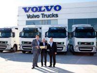 Diditrans Filosunu Volvo Trucks ile Büyüttü