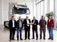 Bilek Nakliyat'ın Tercihi Volvo Trucks Oldu