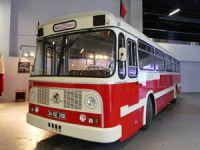Nostaljik Otobüsler Sefere Başladı