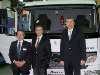 Mercedes-Benz Türk 10 Ton Segmentine Atego 1018 İle Girdi