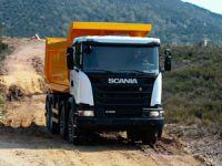 Scania Yeni İnşaat Araçları İle Ürün Gamını Genişletti