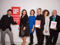 BASF'ye Yılın Tasarım Ödülü