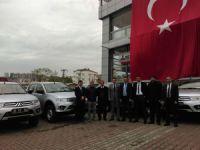 Trabzon Belediyesi'nin Tercihi Mitsubishi L200