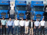 Ford Trucks Dubai'de Filo Müşterileri İle Buluştu