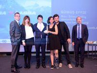 Brisa'ya Gümüş Effie Ödülü