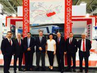 Alışan Lojistik Transport Logistic Fuarı'na Katıldı