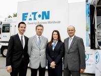 Eaton'ın 17 Metrelik Teknoloji TIR'ı Türkiye'de