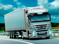 Mercedes-Benz Türk'ten kamyon müşterilerine 'Beşi Bir Yerde' kampanyası